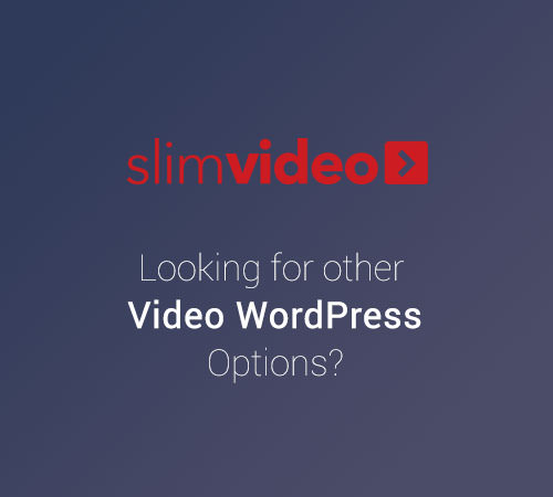 Slimvideo Ads
