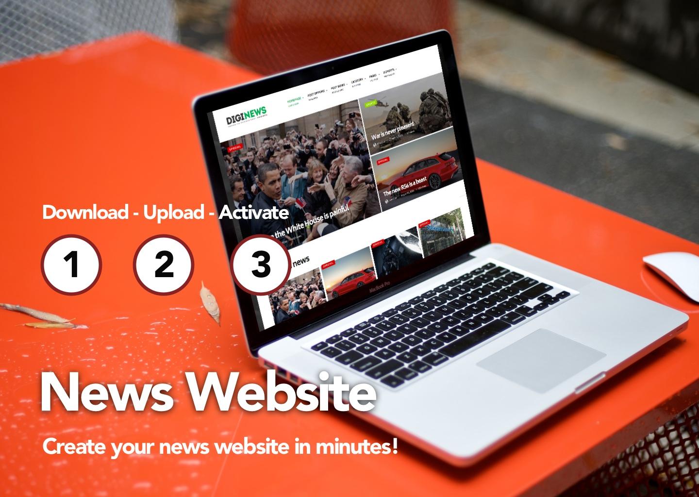 News demo