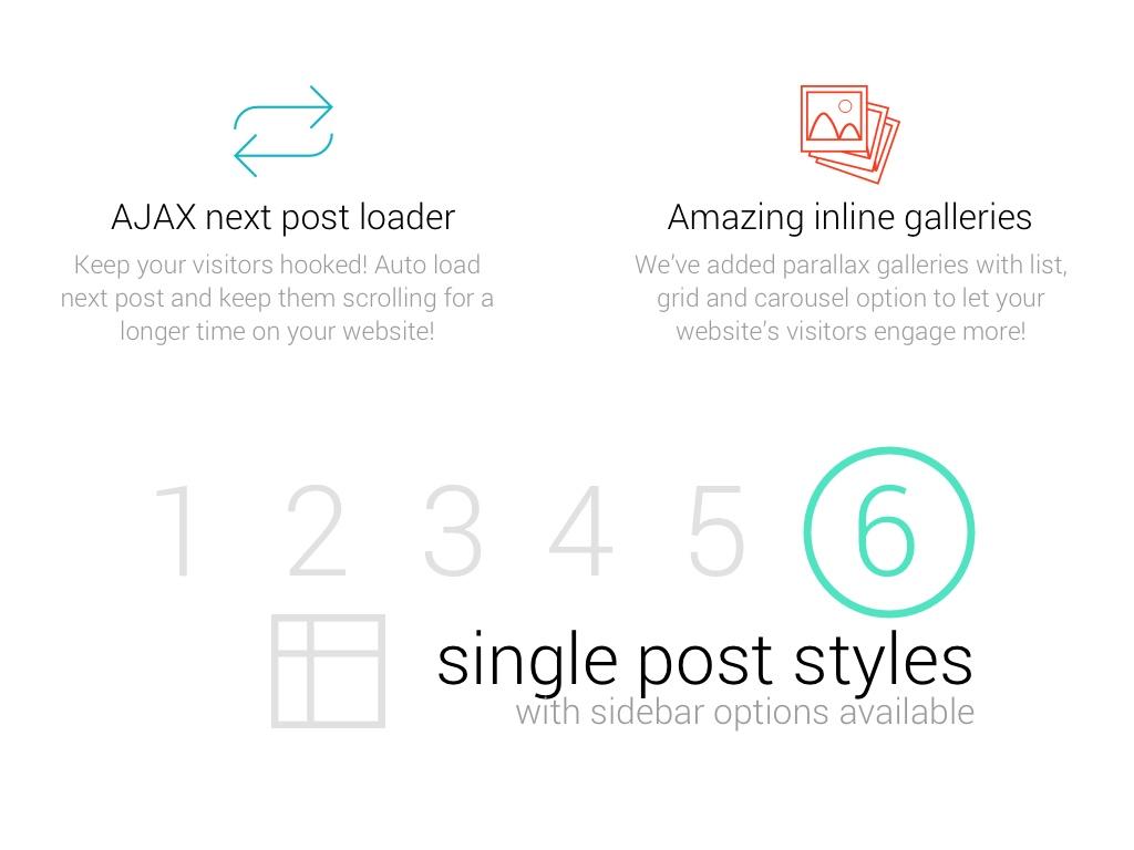 Venosa - Magazine & Blog WordPress Theme - 8