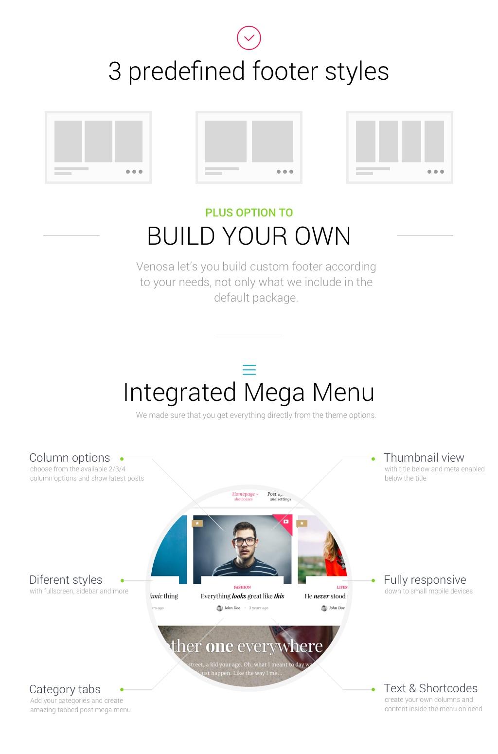 Venosa - Magazine & Blog WordPress Theme - 5