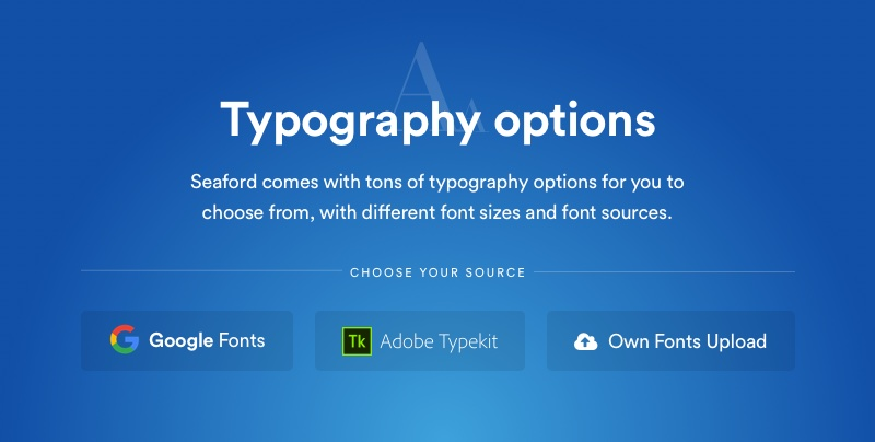 Avena Typography Options avena - photography wordpress for professionals (photography) Avena – Photography WordPress for Professionals (Photography) typography