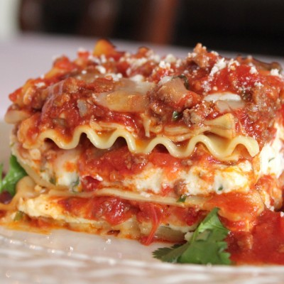 The Best Meat Lasagna Recipe