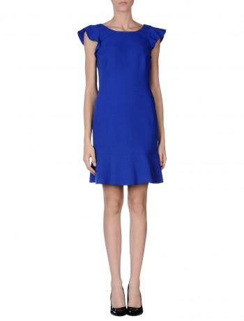 Blue cute dress