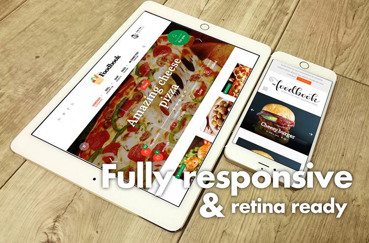 Foodbook - Recipe Community, Blog, Food & Restaurant Theme - 2