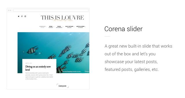 Louvre - Minimal Magazine and Blog WordPress Theme - 12